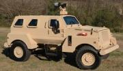 New Cheetah armored vehicle