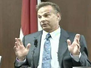 Smithfield's Chicken 'n Bar-B-Q founder Gregory Moore testifies in sexual harassment trial.