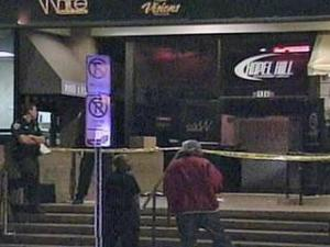 Shots were fired early Monday morning at Visions Nite Club on Rosemary Street in Chapel Hill.