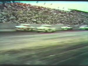 The North Carolina Speedway in Rockingham went up for auction Tuesday.
