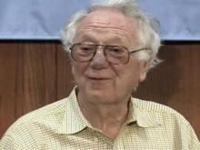 WEB ONLY: Dr. Oliver Smithies talks about winning the 2007 Nobel Prize in medicine.