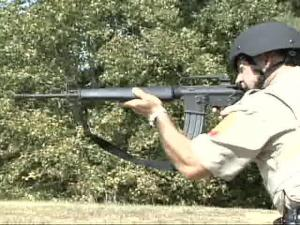 The Northampton County Sheriff's Department has spent $35,000 on new weaponry.