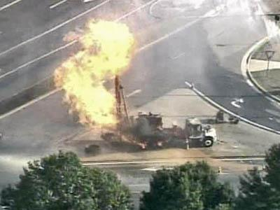 Who's to Blame for Cary Gas Line Rupture?