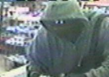 "Raleigh Police identified this person seen on a surveillance camera as ""Suspect 2."""