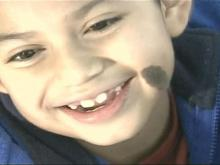 Boy Gets New Prosthetic Eye, Thanks to Donors