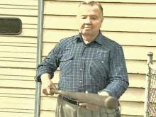 Shovels, Bat, Gun Used in Property Line Squabble