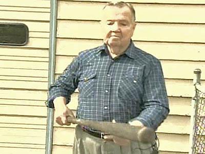Shovels, Bat, Gun Used in Property Line Squabble