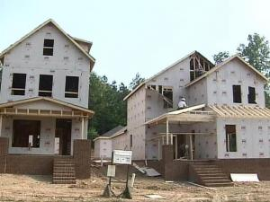 Building Boom Slowing in the Triangle