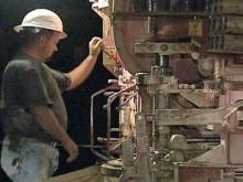 Drilling After Dark to Meet Demand