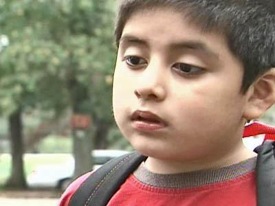 Gabriel Venegas, dragged by Lee County school bus