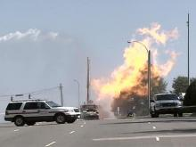 New Report Places Blame for Cary Gas Line Fire