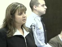 Victim Addresses Rape Suspect in Court