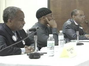The NAACP hosted the Durham mayoral race forum.