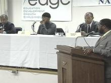 Durham Mayoral Candidates Square Off in Forum