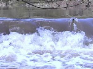 Goldsboro plans to tighten water restrictions next week. Part of the problem is that a man-made structure is leaking nearly 30 percent of the water supply out of Neuse River.