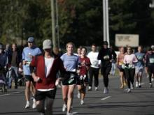 Runners take over Raleigh roads