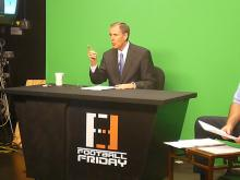 Tom Suiter welcomes you to Football Friday!