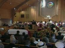 John Baker Funeral (Part 1 of 4)