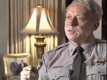 Wake County Sheriff Donnie Harrison