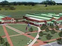 Artist's Rendering of Terry Center. The Terry Center is made possible by a $20 million pledge from the R.B. Terry, Jr. Charitable Foundation—the largest private gift ever given to N.C. State University.