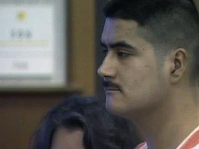 Ricardo De Latorre, 24, pleaded guilty to two counts of felony assault involving seriously bodily injury and one count of felony death by a motor vehicle in connection with the June 4 death of George Alwyn Smith, 54.