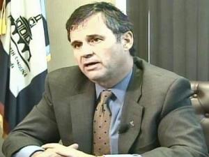 Fayetteville Mayor Tony Chavonne