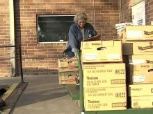 Drought Hurting Food Bank Supply; Demand for Assistance Growing