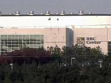 Growth slow near RBC Center