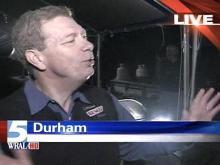 Durham Rescue Mission Roasts Turkey for 1,000