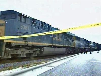 Train Strikes Pedestrian Near Fayetteville Depot