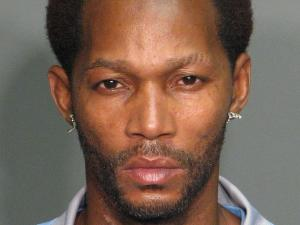 Paul Leon Lee, 40, of Rocky Mount, is charged with stealing more than $5,000 worth of merchandise from Cary Towne Center.
