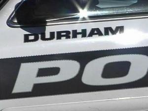 Durham police car generic