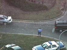 Sky5 Video: Raleigh Police Investigate Double Stabbing at School Bus Stop