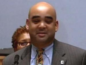 Durham City Manager Patrick Baker announces he will leave his post for the job as city attorney.