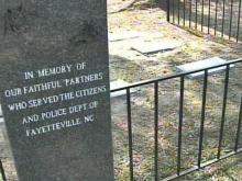 Fayetteville Police Honor K-9, Equine Officers