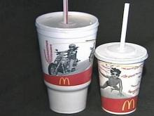 McDonald's Blames Drought for $1 Cup of Water