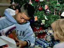 Christmas Comes Early for 27 Families, Thanks to Teens