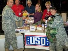 USO seeking donations