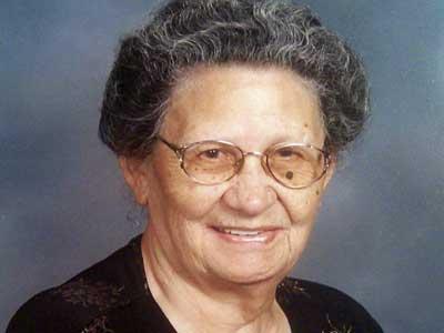 Ruby Cummings Kennedy was last seen Tuesday traveling on N.C. Highway 53 in Bladen County.