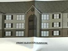 Vinyl Siding Concerns Block Knightdale Apartment Project