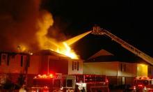 Crews Battle Apartment Fire in Fuquay-Varina