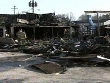 Fire Destroys Fayetteville Nightclub