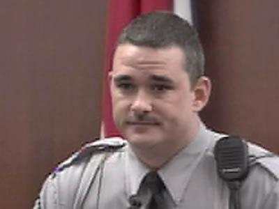 Wake County Deputy Anthony Locklear