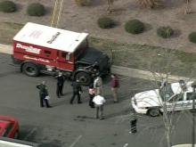 Sky 5 Video of Bank of America Scene