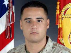 Cpl. Cesar A. Laurean is wanted in connection with the disappearance and  death of Lance Cpl. Maria Lauterbach.