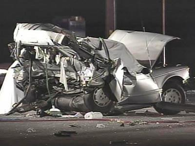 Two people were killed on Jan. 11, 2008, when their Ford Taurus was involved in a hit-and-run on U.S. 70 in Garner.
