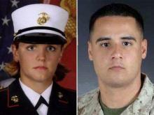 Accused Marine's wife visits him in Mexican jail