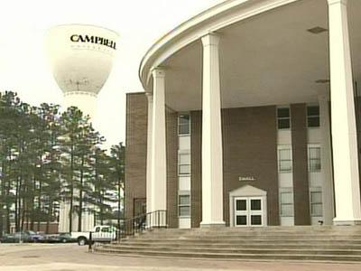 Racially Charged Notes Found in Campbell Dorm