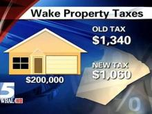 Wake Aims for Flat Tax Bills