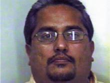 Martin Garza, 43, of Wilmington, was last seen at a Wal-Mart in the Wallace area of Duplin County on Monday, Jan. 21, 2008.